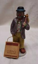 Emmit Kelly Jr. Collection Flambro Ceramic Clown Figure