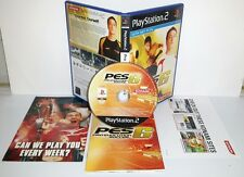 PRO EVOLUTION SOCCER 6 PES 2006 - Playstation 2 Ps2 Play Station Gioco Game