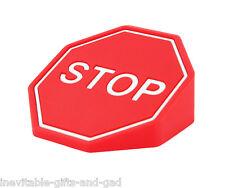 STOP Sign Door Stopper Wedge Door Stop Funky Cool