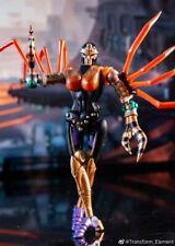 NEW Transform Element TE MM01 Blackwidow Spider BW Action Figure IN STOCK NOW