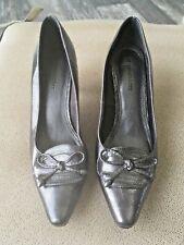 Naturalizer Pewter Heels - 9