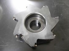 """Indexable Face Mill 6.5"""" Kennametal Never Used"""