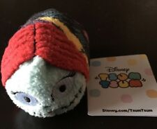 "Disney Store USA Tsum Sally Nightmare Before Christmas 3.5"" NWT Authentic Mini"