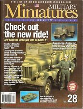 Military Miniatures In Review 28 MMIR AFV Club Tamiya Japanese Type 61 MBT
