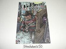 A Nightmare On Elm Street Special #1 Wrap Cover Avatar Brian Pulido 2005 RARE