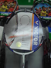 100% VICTOR MX-LONDON badminton racquet racket Meteor X-Limited Edition
