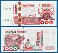 ALGERIEN / ALGERIA 1000 Dinars 1998  UNC  P. 142