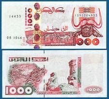 L' Algeria/Algeria 1000 dinars 1998 UNC P. 142