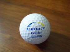 Logo Golf Ball-Air Touch Cellular.Procell.2 Logos On 1 Ball.
