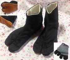 Japanese JikaTabi Boots Ninja Samurai Low Tops Socks with Bonus Heavy Duty