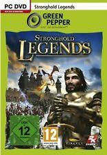 STRONGHOLD LEGENDS (PC) - NEU & SOFORT