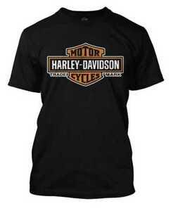 Harley-Davidson Men's Bar & Shield Black T-Shirt 30290285