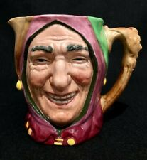 New ListingRoyal Doulton 'Touchstone' (The Jester) D5613 1936-60 Large Toby Character Jug