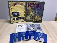Amiga:  The Secret of Monkey Island - Lusasfilm 1991