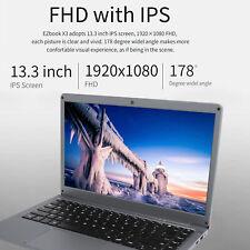 """Jumper Tech 13.3"""" EZbook X3 Quad Core RAM 8GB ROM 128GB BT4.0 Wifi for Windows10"""