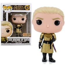 Game of Thrones Ser Brienne of Tarth Funko Pop #87 Box Lunch Exclusive New