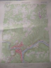 USGS Topographical Geological Survey Quadrangle Old Map Pennsylvania lot of 22
