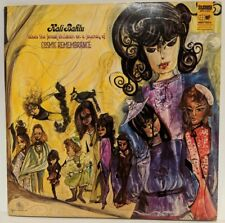 """1967 Kali Bahlu Psychedelic """"Journey of Cosmic Remembrances"""" LP  World Pacific"""