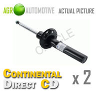 2 x CONTINENTAL DIRECT FRONT SHOCK ABSORBERS SHOCKERS STRUTS OE QUALITY GS3039F