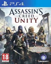 Assassins Creed Unity PS4 *in Excellent Condition*