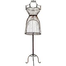 Metal Model Mannequin Tailors Dummy Display - 89686