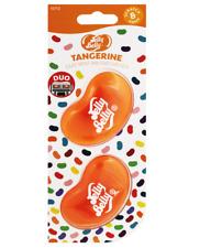 jelly belly Mandarina mini ventilación 3d gel dúo paquete ambientador coche frag