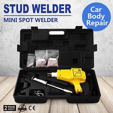 SPOT STUD WELD WELDER DENT PULLER KIT FOR CAR BODY PANEL 220 V.