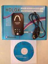 Holox BT-321 Receptor Bluetooth GPS de alta sensibilidad btgps 74R 32 Ch Nokia TomTom