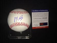 Maikel Franco Signed Official Major League Baseball Philadelphia Phillie PSA/DNA