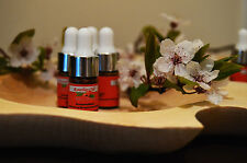 Organic Cold Pressed RoseHip Oil, Anti Ageing Non Greasy Oil Trial Version 3ml