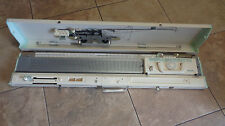 BROTHER KNITTING MACHINE KH-260E ELEGANZA 9MM WIDE GAUGE BULKY MACHINE