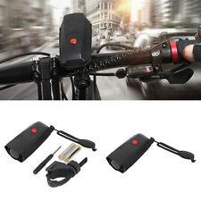 Cycling Horns Electronic Bike Bicycle Handlebar Ring Ultra Loud Alarm Bell F7
