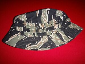 Vietnam War US SPECIAL FORCES Tiger Stripe Tropical Hat