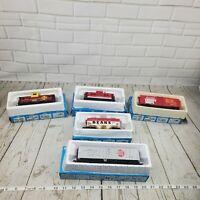 Life-Like - Campbell Soup - Electric Train Set - HO Scale (Loco/5 Cars)