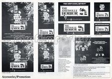 AMITYVILLE HORROR 1979 James Brolin, Margot Kidder, Rod Steiger PRESS SHEET
