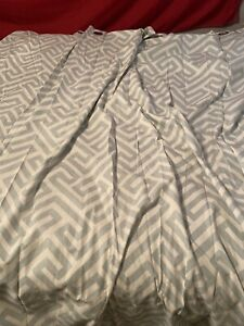 Pair Of Drapes Curtains