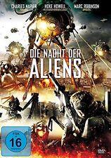 Die Nacht der Aliens ( Sci-Fi ) mit  Charles Napier, Hoke Howell, David Homb NEU