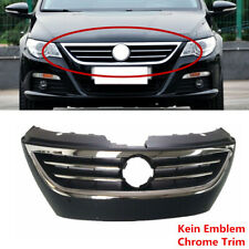 Fit Für VW Passat cc 2008-2012 Frontstoßstange Center Gitter Kühlergrill Chrome
