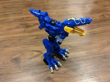 BAN DAI Power Rangers Dino Deluxe Blue Spino Zord Figure Toy Super Charge
