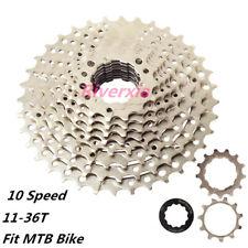 SUNSHINE  10 Speed MTB mountain Bike Freewheel Bicycle flywheel Cassette 11-36T