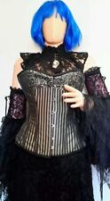 Cotton Basques & Corsets for Women with Overbust
