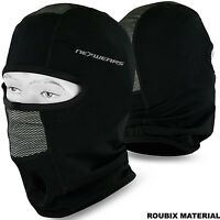 Motorcycle Balaclava Thermal Roubix Ninja Face Mask Motorbike Under Helmet