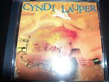 Cyndi Lauper True Colors / Colours (Japan) CD – Like New