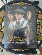 The Murders in the Rue Morgue DVD REBECCA DE MORNAY, VAL KILMER