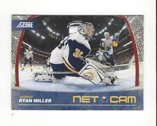 2010-11 Score Net Cam #1 Ryan Miller Sabres