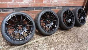 "BBS CH Style 18"" Alloy Wheels 5x100 Volkswagen Wheel bolt"