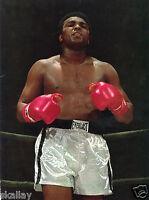 1970 Print Magazine Pic of Boxer Muhammad Ali