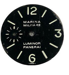 VINTAGE PANERAI LUMINOR MARINA MILITARE WATCH DIAL