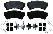 Disc Brake Pad Set-Ceramic Disc Brake Pad Front ACDelco Pro Brakes 17D1164CH