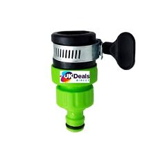 Hozelock Compatible Round Tap Connector Indoor outdoor Garden Hose CLIPE Adaptor
